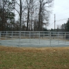 horse training round pen
