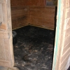 Equine - installing a horse stall flooring system