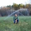 horse pasture irrigation