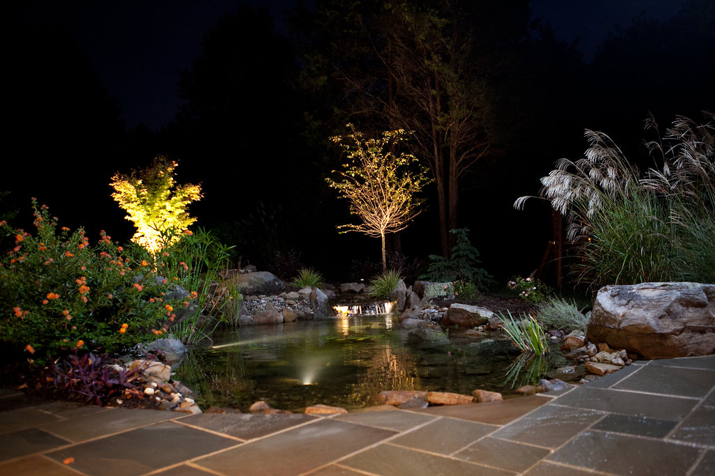 Landscape lighting outdoor contracting landscape lighting mozeypictures Gallery