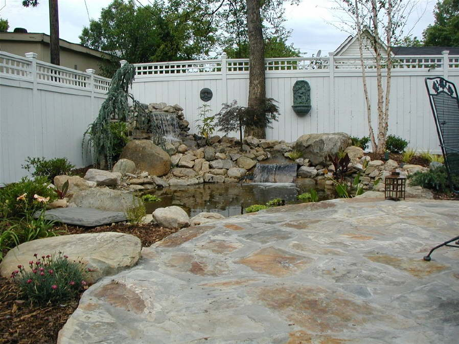 Outdoor Contracting and Landscaping Services