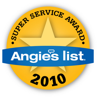 Outdoor Life Inc. – Angie's List Super Service Award – 2010
