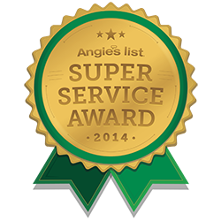 Outdoor Life Inc. – Angies List Super Service Award Winner – 2014
