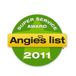 Outdoor Life Inc. – Angie's List Super Service Award – 2011