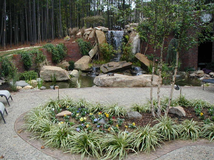 Every one of our landscape services is unique and custom designed for each of our customers.