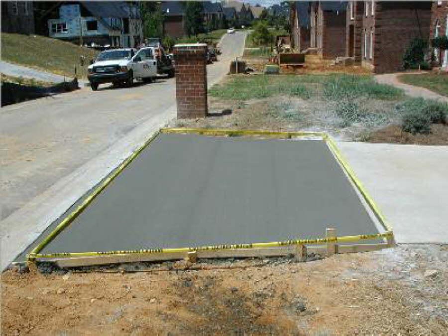 outdoor life driveway repair