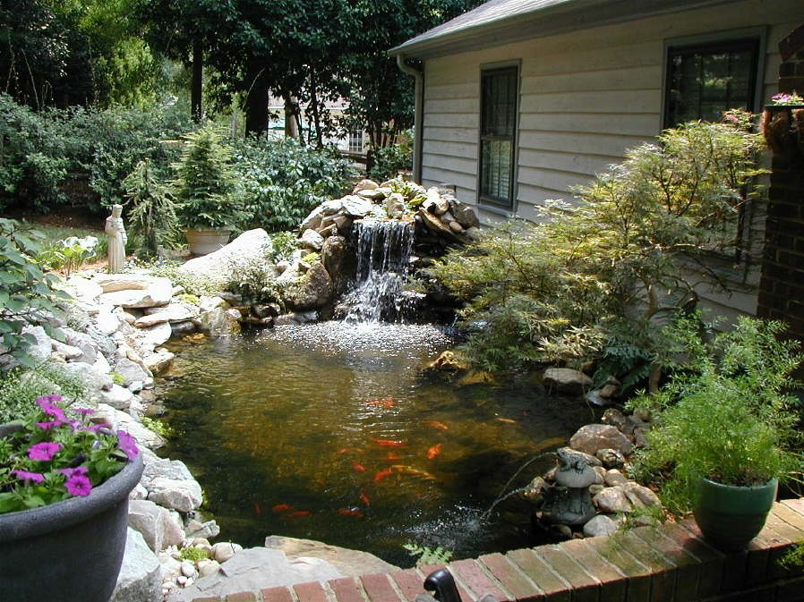Custom Landscape Design – Outdoor Life, Inc.