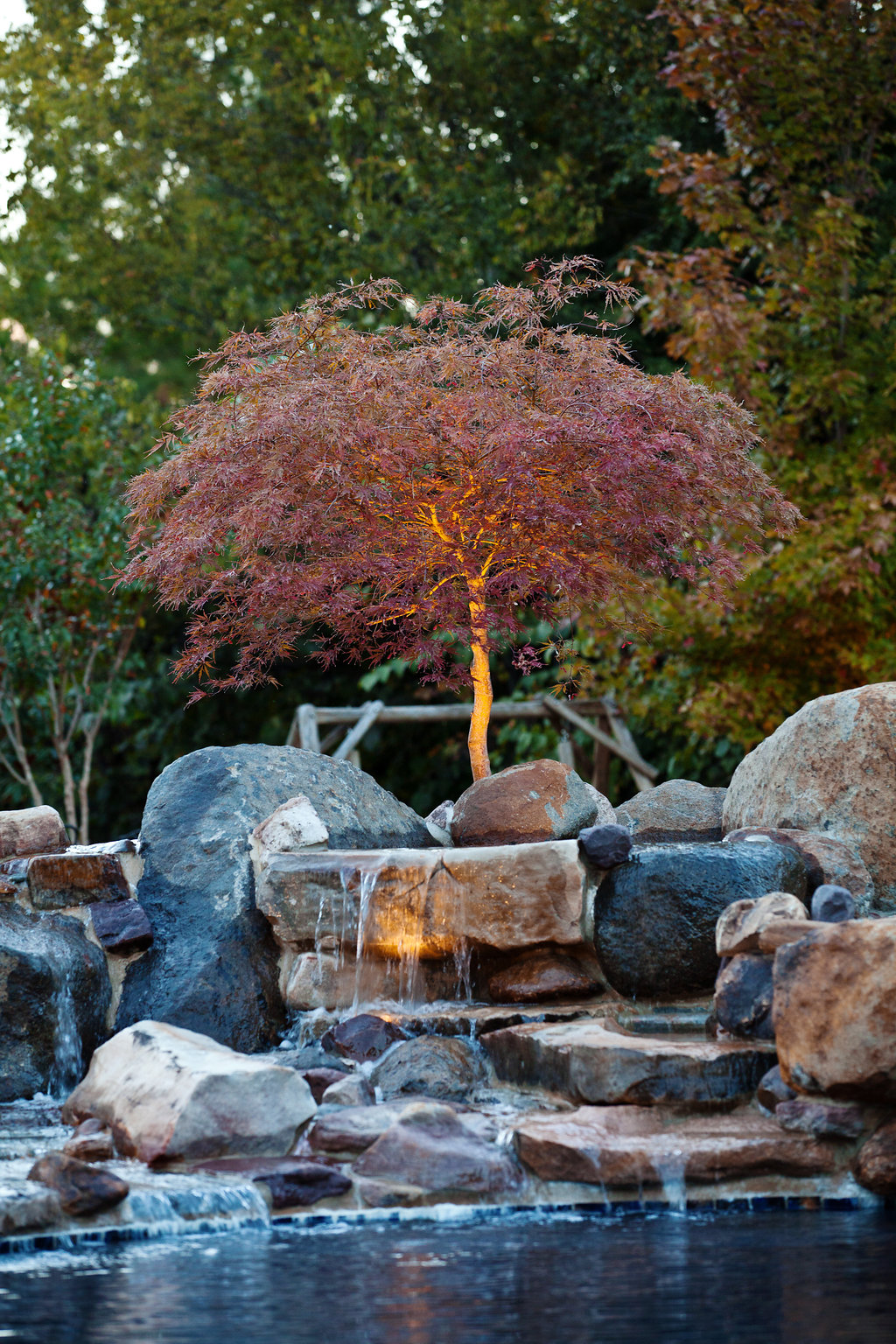 landscape-lighting-water-feature