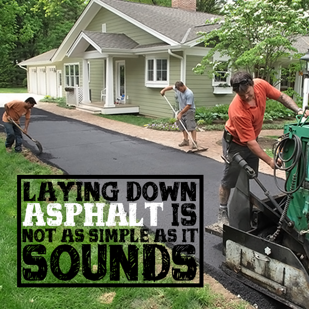 Asphalt Paving Services – Outdoor Life, Inc. #asphalt