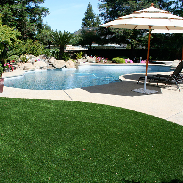 Lawn – Turf Grass – Synthetic putting greens aren't just for golf courses anymore. #puttinggreens