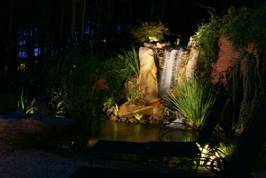 Landscape Lighting and Design Contracting