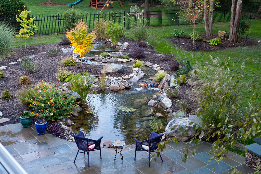 Landscape Contracting and Water Features