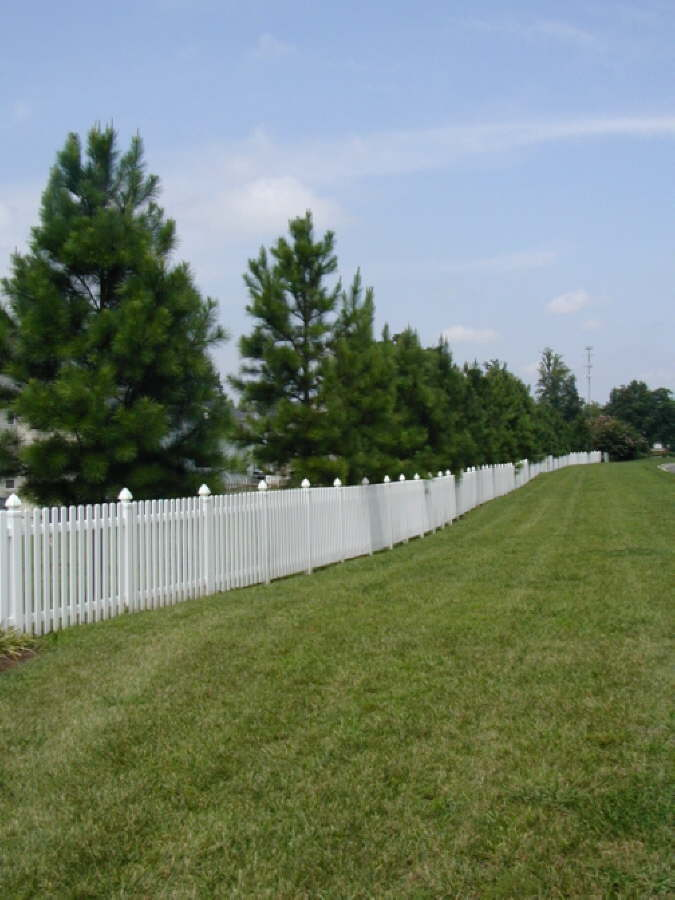 fencing and handrails