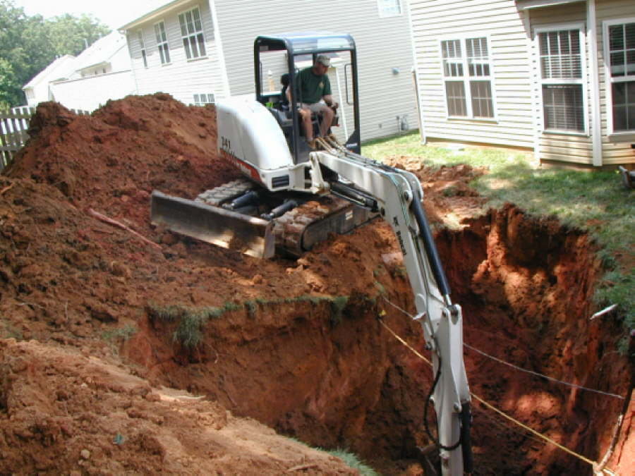 Sinkhole Remediation