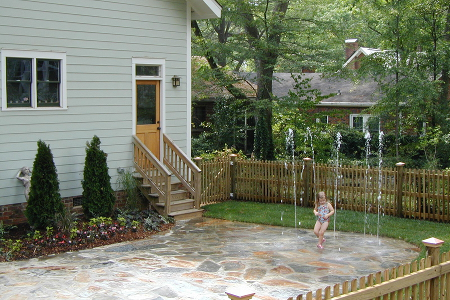 Fountains, Ponds, and Spraygrounds for your Landscape