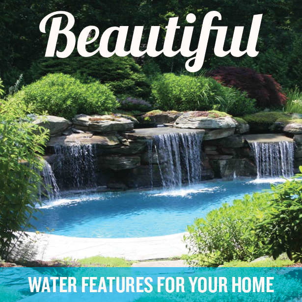 Beautiful Water Features For Your Home!