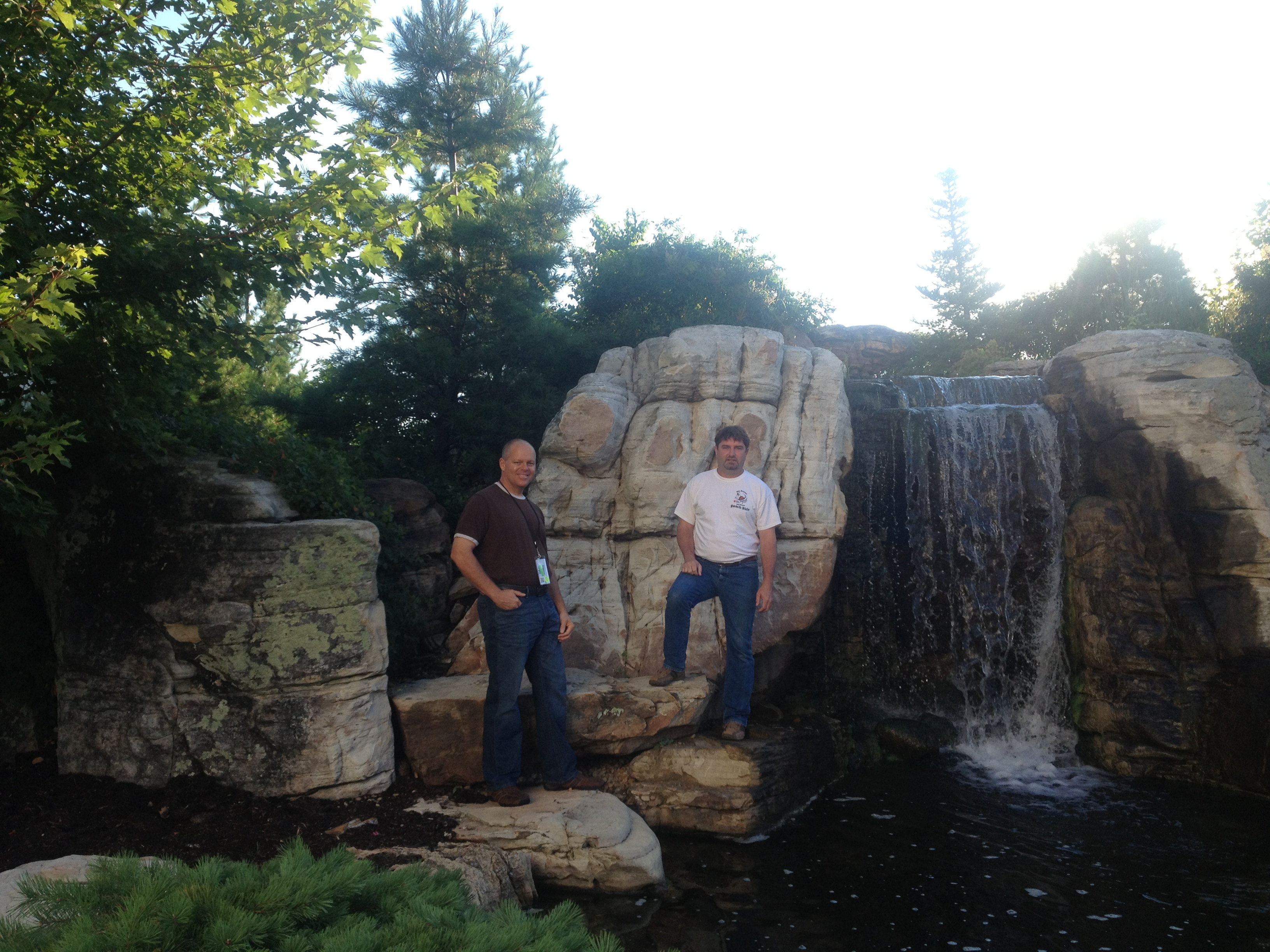 Outdoor Contracting and Water Features
