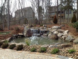 Landscape Contracting Services