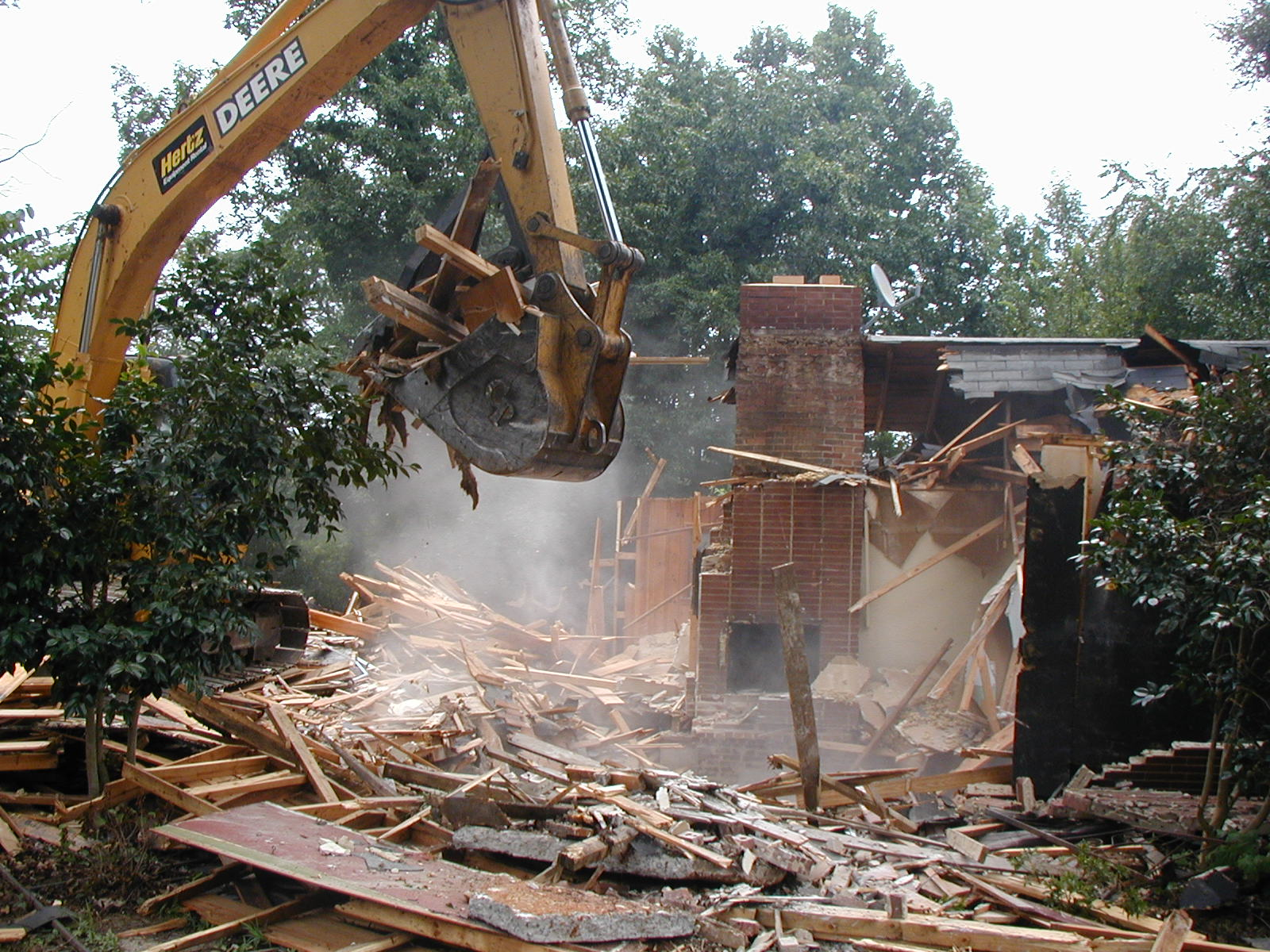 Demolition Services and Outdoor Contracting