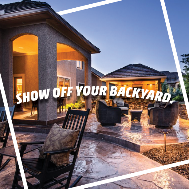 Show Off Your Back Yard