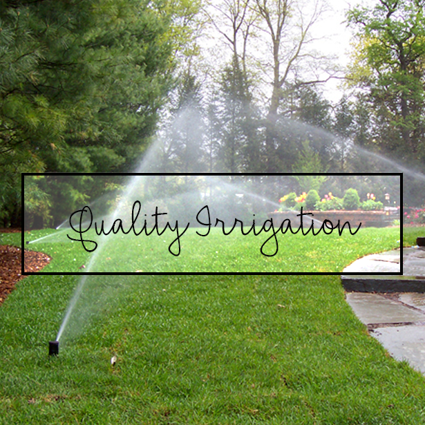 Quality Irrigation