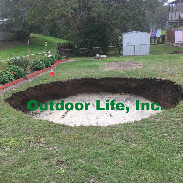 Are You in Need of Sinkhole Remediation Services?