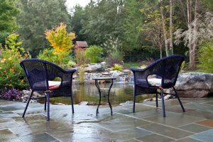 Water Features Installation and Outdoor Landscape Contracting Services