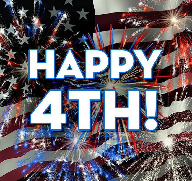 Happy July 4th from Outdoor Life, Inc.