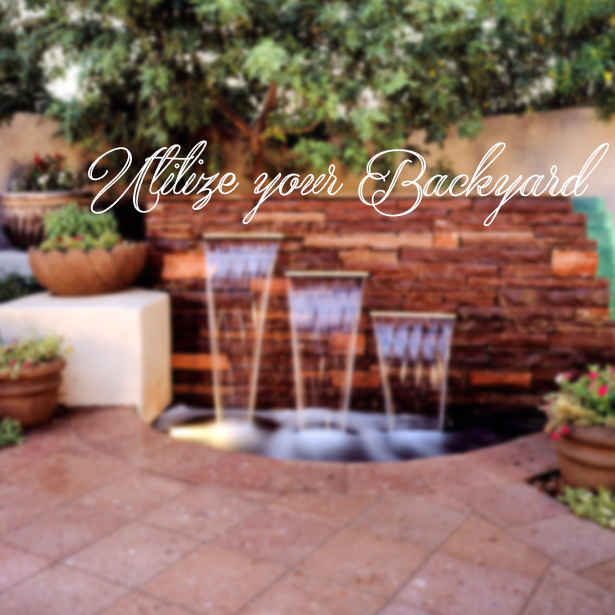 Utilize Your Backyard Space – Outdoor Life, Inc.