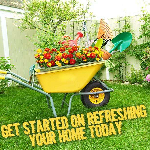 Get Started On Refreshing Your Landscape Today!