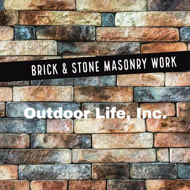 Brick and Stone Masonary – #OutdoorLife