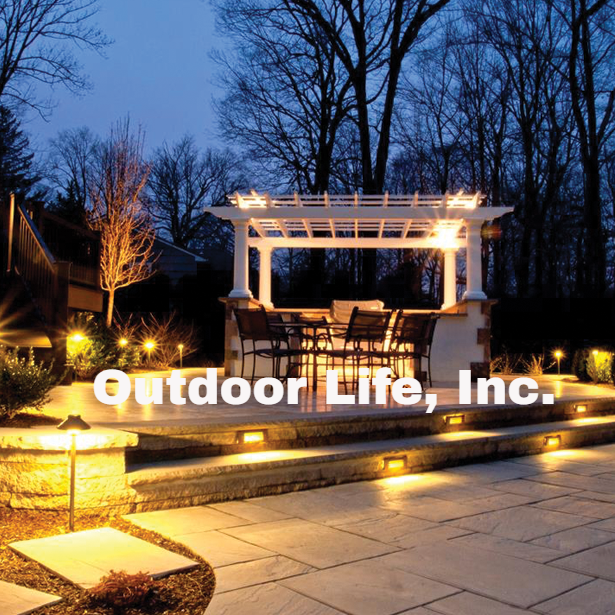 Landscape Design and Installation – Outdoor Life, Inc.