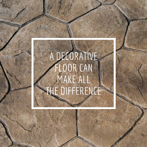 A Decorative Floor Can Make All The Difference
