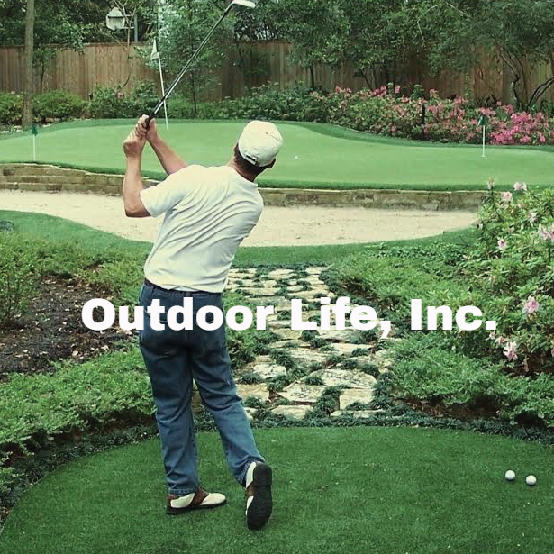 REAL Synthetic Putting Greens