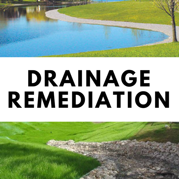 Drainage Remediation Services – Outdoor Life, Inc.