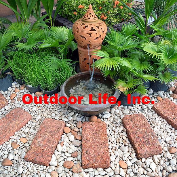 Landscaping With Decorative Concrete