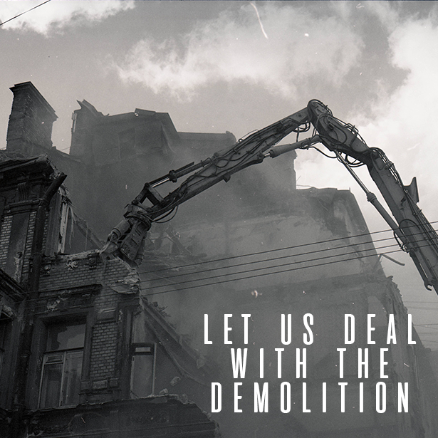 Let Us Deal With The Demolition – Outdoor Life, Inc.
