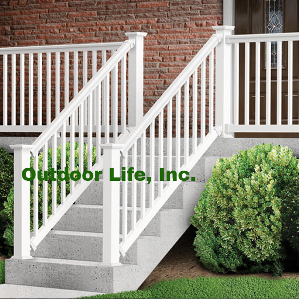 Railing and Fencing Installation Services – Outdoor Life, Inc.