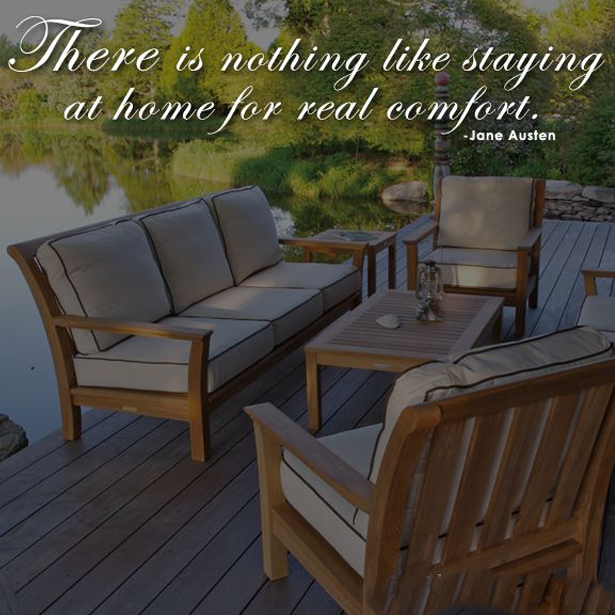 Staying At Home For Real Comfort – Outdoor Life, Inc.