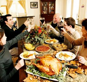 Happy Thanksgiving - Outdoor Life, Inc.