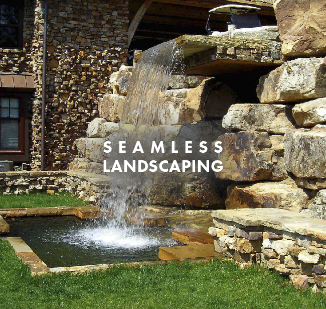 Seamless Landscaping – Outdoor Life, Inc.