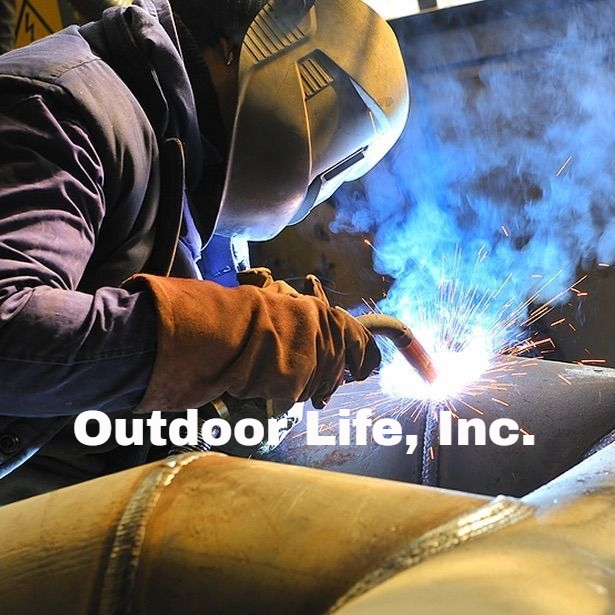 Welding and Metal Fabrication – Outdoor Life Inc.