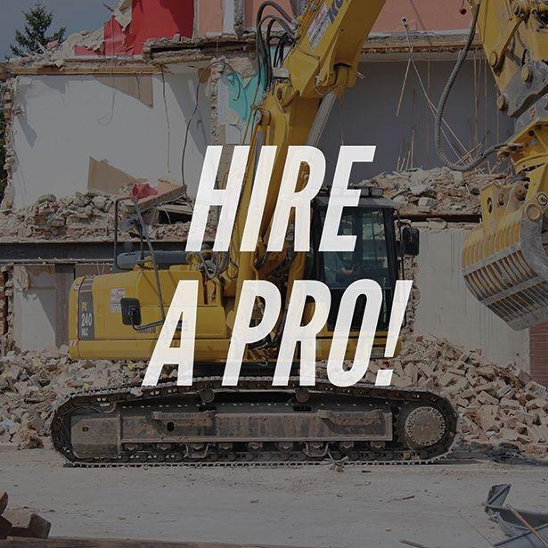 Demolition Services – Outdoor Life, Inc.