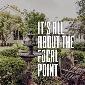 Landscape Focal Points