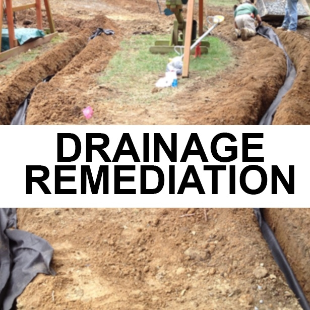 Storm Water and Drainage Remediation