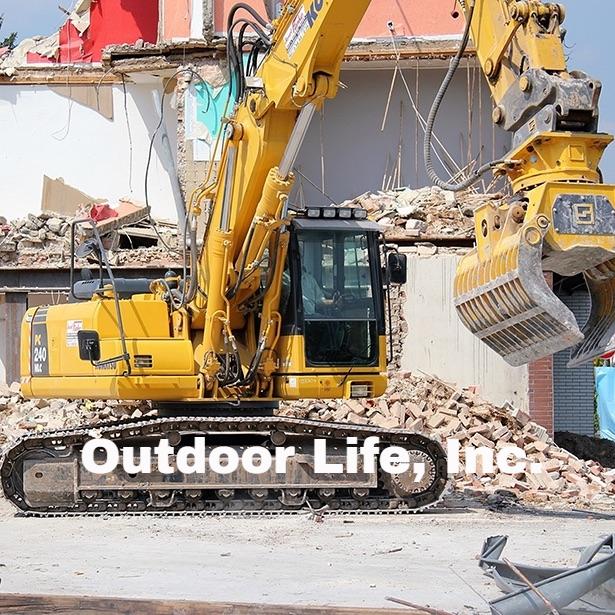 Demolition – Landscape Jobs – Outdoor Life, Inc.