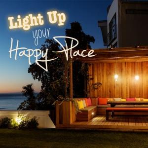 light up your landscape